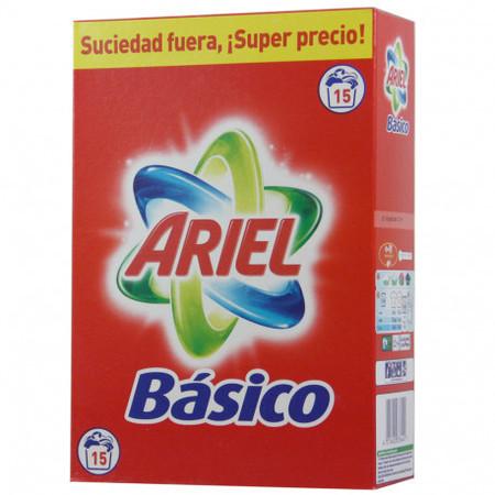 Ariel Basico - 975 g - 15 prań - uniwersalny (1)