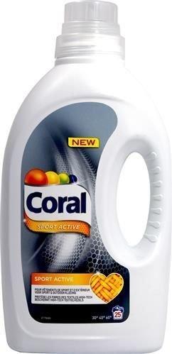 Coral Sport Active 1,375 l - 25 prań