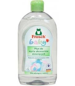 Frosch Baby 500 ml - płyn do mycia akcesoriów dziecięcych