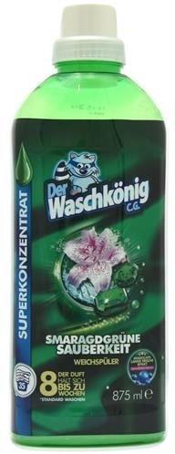 Der Waschkönig Smaragdgrune 875 ml - 35 płukań