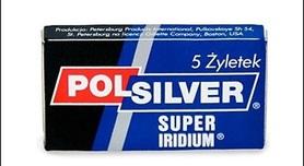 Pol Silver - żyletki - 5 szt