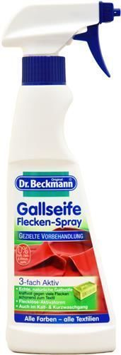 Dr Beckmann Gallseife Flecken-Spray - odplamiacz 250 ml