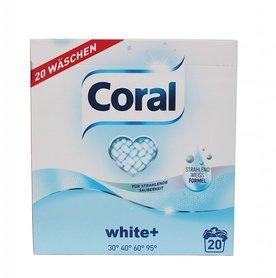 Coral White - 1,4 kg - 20 prań