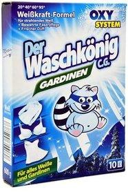 Der Waschkonig Gardinen - 600 g - 10 prań