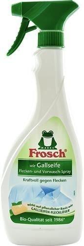 Frosch 500 ml - odplamiacz w sprayu