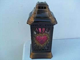 Znicz Kaplica z sercem