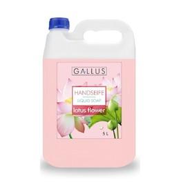 Mydło Gallus 5 l - kwiat lotosu