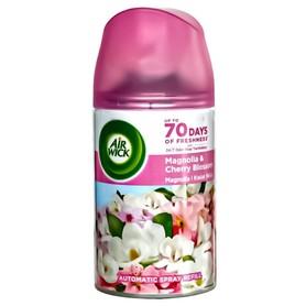 Air Wick 250 ml - magnolia i kwiat wiśni - wkład do odświeżacza powietrza