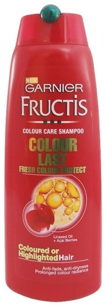 Garnier Fructis Colour Last 250 ml - szampon do włosów