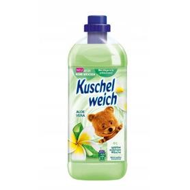 Kuschelweich Aloe Vera 1 l - 33 płukania