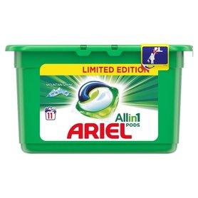 Ariel kapsułki 3 w 1 Uniwersal - 11 prań
