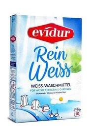 Evidur Rein Weiss - 600 g - 10 prań - proszek do białego