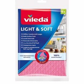 Ściereczka Vileda Light&Soft - 6 szt