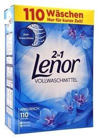 Lenor Vollwaschmittel 2w1 - 7,150 kg - 110 prań