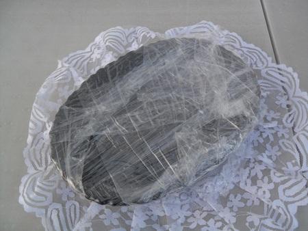 Ceramiczna podstawka pod świeczkę - miska (1)