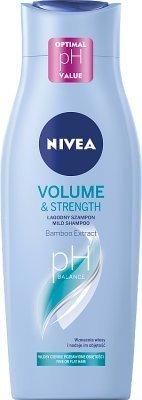 Nivea Volume&Strength 400 ml - szampon do włosów