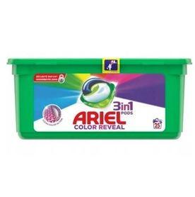 Ariel kapsułki 3 w 1 Color - 25 prań