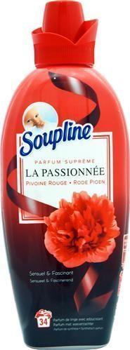 Soupline La Passionnee 1,2 l - 34 płukania