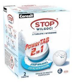 Stop Wilgoci 2 w 1 - 600 g - 2 szt tabletek wymiennych do pochłaniacza wilgoci