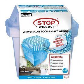 Stop Wilgoci 450 g - uniwersalny pochłaniacz wilgoci