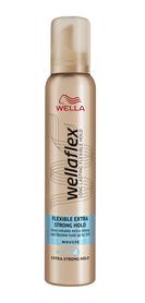 Wellaflex 4 - 200 ml - pianka do włosów