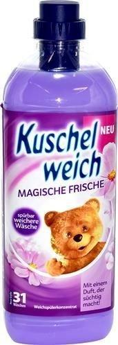 Kuschelweich Magische Frische 1 l - 31 płukań