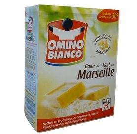 Omino Bianco Marseille - 7,2 kg - 72 prania - proszek hipoalergiczny