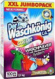Der Waschkönig Color - 7,5 kg - 100 prań