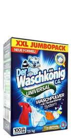 Der Waschkönig Uniwersal - 7,5 kg - 100 prań