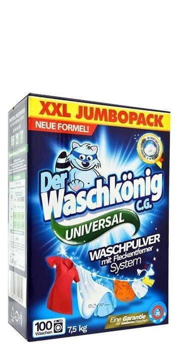 Der Waschkönig Uniwersal - 7,5 kg - 100 prań (1)