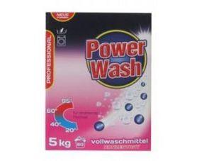 Power Wash 5 kg - proszek do prania - uniwersalny - 60 prań