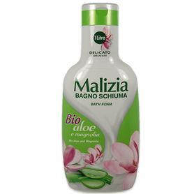 Malizia Bio Aloe 1 l - płyn do kąpieli