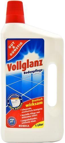 Gut&Gunstig Vollglanz 1 l - płyn do mycia podłóg