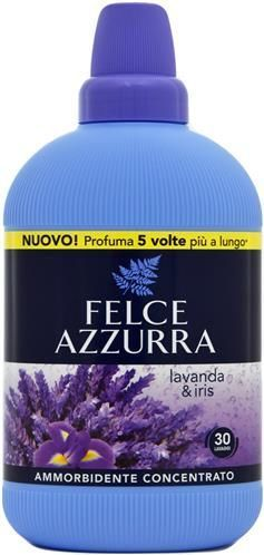 Felce Azzurra Lavanda&Iris 750 ml - 30 płukań