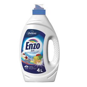 Enzo 2 in 1 - 4 l - żel do prania - universal - 100 prań