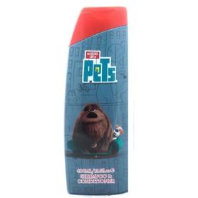Disney Pets 2 in 1 - 400 ml - szampon do włosów z odżywką dla dzieci