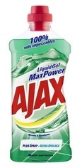 Ajax Max Power 750 ml - żel czyszczący