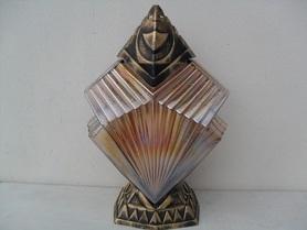 Znicz trójkątny - szkło soft