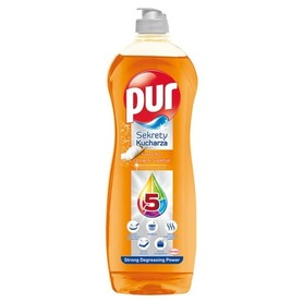 Pur 750 ml - płyn do mycia naczyń