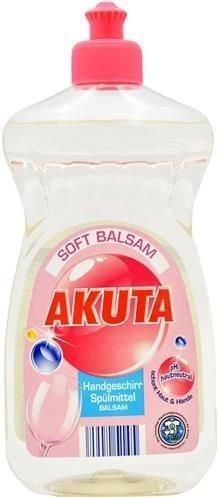 Akuta Soft Balsam - płyn do naczyń 500 ml