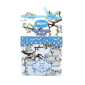 Airpure saszetki zapachowe Fresh Linen - 3 szt