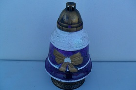 Znicz dzwon świąteczny