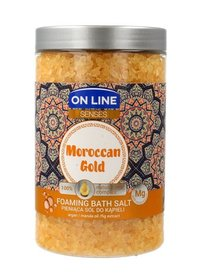 On Line - 480 g - Moroccan - sól do kąpieli