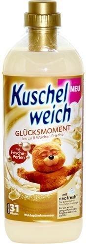 Kuschelweich Glucksmoment 1 l - 31 płukań