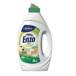 Enzo 2 in 1 - 4 l - żel do prania - color - 100 prań