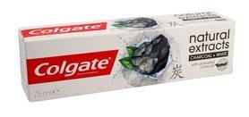 Colgate Natural Extracts 75 ml - pasta do zębów z aktywnym węglem