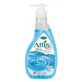 Attis - mydło antybakteryjne w płynie 400 ml