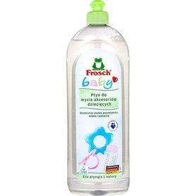 Frosch Baby 750 ml - płyn do mycia akcesoriów dziecięcych