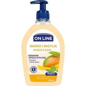 On Line - kremowe mydło w płynie 500 ml