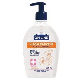 On Line - hipoalergiczne mydło w płynie 500 ml